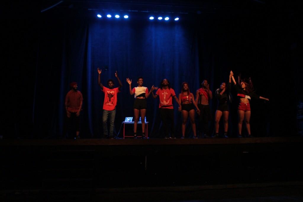 O grupo AfroBlack